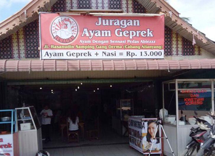 Photo of Ekspansi Juragan Ayam Geprek Mengusung Garansi Citarasa