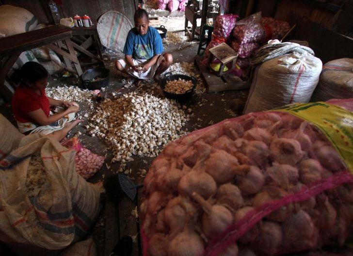 Photo of Harga Bawang Putih Rp55 Ribu Per Kilogram