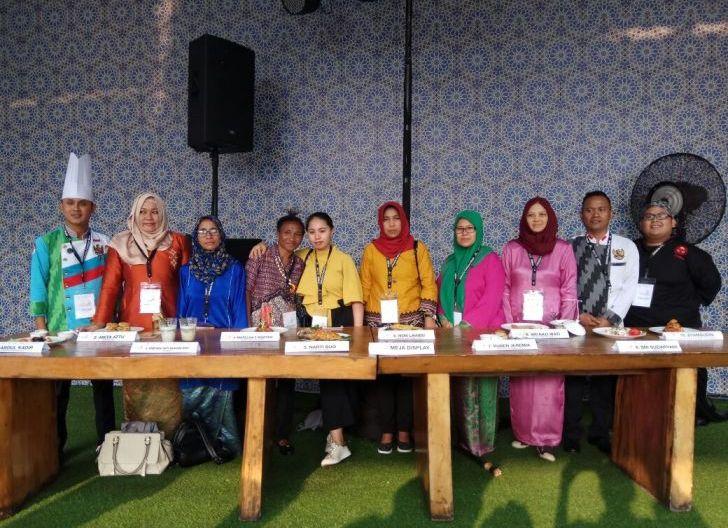 Photo of Chef Mahkota Juara 1 Lomba Masak Ikan Nusantara