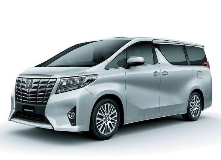 Photo of Toyota Alphard Siap Facelift