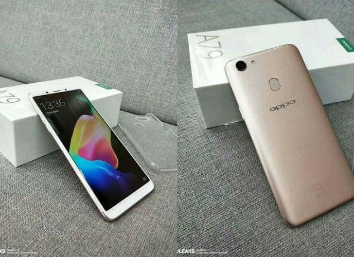 Photo of Oppo A79 dengan Desain