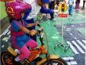 Safety Riding Education Asmo Pontianak Selamatkan Nyawa Manusia (bagian 1)