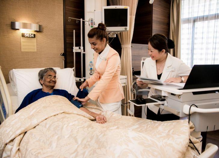 Photo of Mount Elizabeth Peringati 40 Tahun Jadi Rumah Sakit Terpecaya di Asia Pasifik