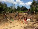 TMMD Regtas ke-107 Kodim 1204/Sanggau Wadah Pengabdian untuk Negeri