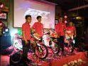 Pembalap ART Kalimantan Turun di Tiga Lintasan Balap Nasional