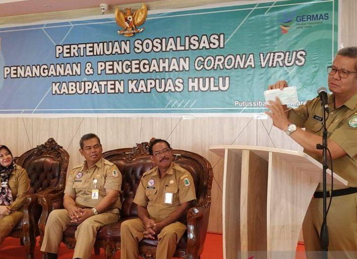 Photo of Hingga Rabu, 18 Maret 2020, Dinkes Kalbar Pantau 125 Orang Terkait Penyebaran Virus Corona
