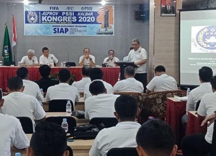 Photo of Asprov PSSI Kalbar Tunda Kursus Pelatih Lisensi D Nasional