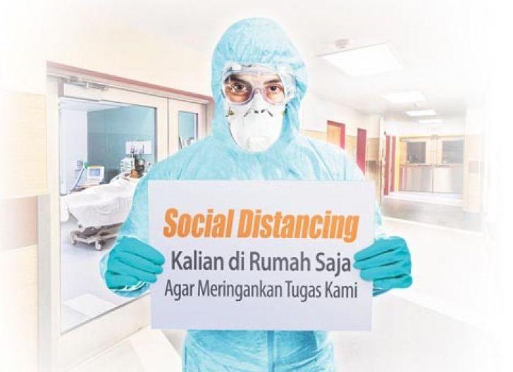 Photo of Korban Virus Corona di Kalbar Terus Bertambah, Patuhi Social Distancing