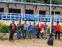 Bangunan SMPN 4 Desa Betok Jaya Kepulauan Karimata Akan Segera Dibangun Kembali