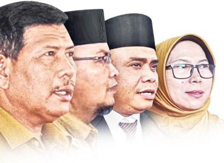 Photo of Rommy Gantikan Junaidi Jabat Kepala Bakeuda Kayong Utara