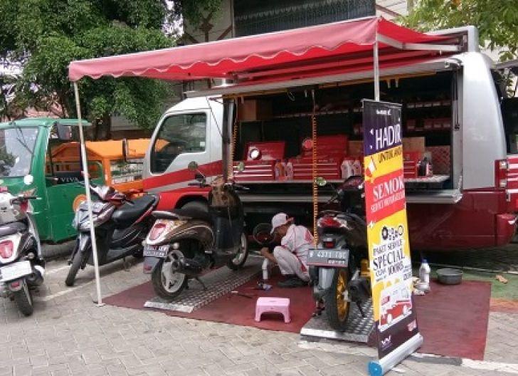 Photo of Konsumen Bisa Manfaatkan Layanan Service Keliling AHASS