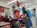Kesiapan Bengkel Resmi Honda Kalbar Antisipasi Penyebaran Covid-19