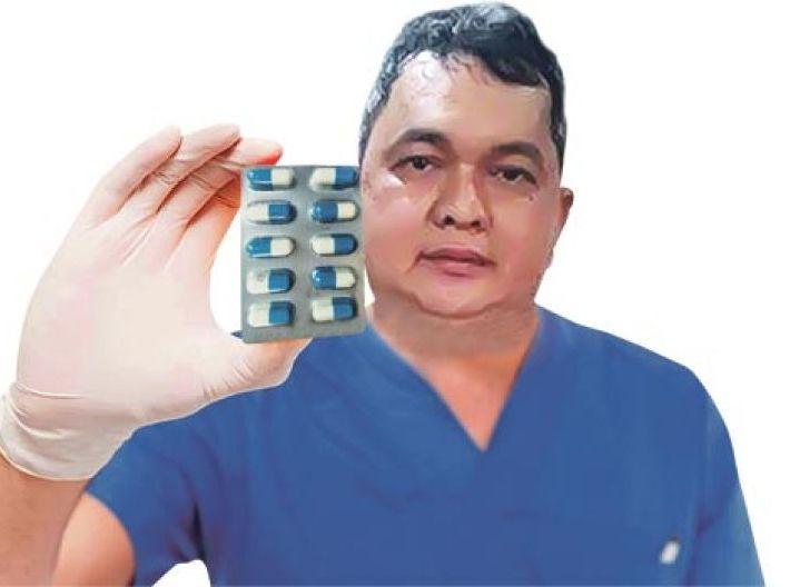 Photo of Obat Corona Ditemukan Orang Pontianak