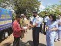 Momen HUT ke-74 TNI Angkatan Udara di Tengah Penanggulangan Virus Corona