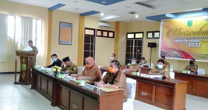 Pemkab Gelar Musrenbang RKPD 2021 secara Online