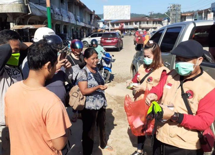 Photo of Cegah Covid-19,  PDIP Baksos Bagikan Ribuan Masker dan Vitamin Kepada Masyarakat
