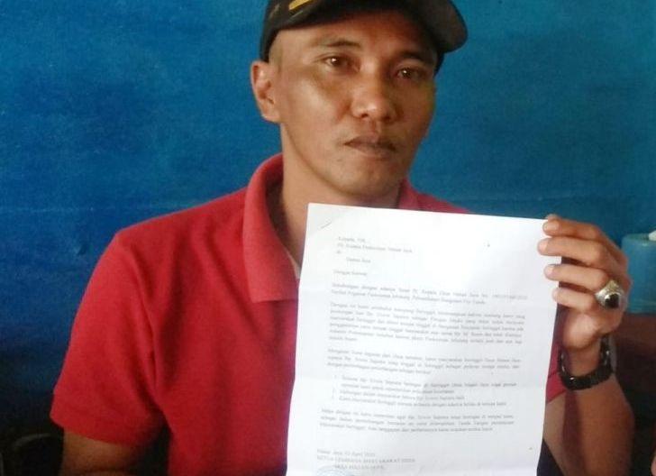 Photo of Perawat Puskesdes Laporkan Pj Kades Matan Jaya ke Polisi