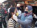 Pemda Mempawah Bagikan Ribuan Masker di 9 Kecamatan