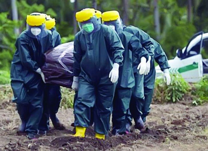 Photo of Kisah Petugas Pengurusan Jenazah Korban Virus Corona di Indonesia