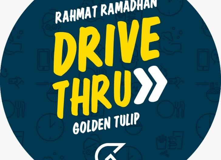 Photo of Drive Thru Ramadan Hotel Golden Tulip Sediakan Promo Layanan Terbaik di Tengah Wabah Virus Corona