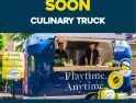 Coming Soon Culinary Truck