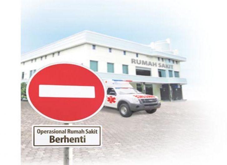 Photo of Rumah Sakit Terancam Gulung Tikar