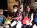 Pemuda Desa Seburing Dipercaya Salurkan Bantuan Sembako Sutarmidji