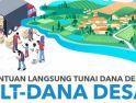 BLT Dana Desa Disalurkan di 122 Desa Bengkayang