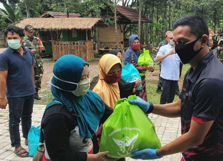 Photo of Apresiasi Terhadap Parikesit Akmil 2000 Turun Lapangan Bantu Masyarakat