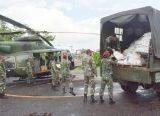 Photo of Menggunakan Helly, Kodam XII/Tpr Kembali Distribusikan Beras ke Wilayah Sulit