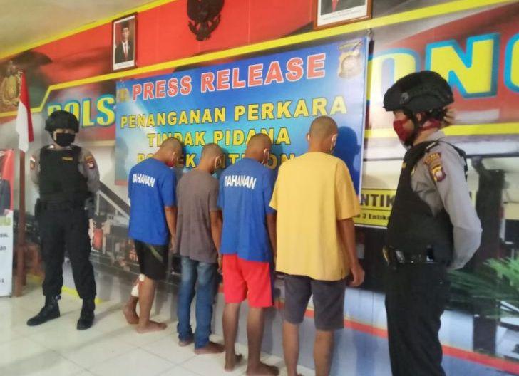 Photo of Polsek Entikong Ungkap Kasus Pencurian di Perbatasan