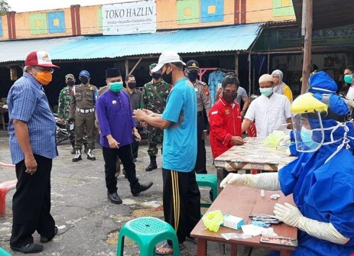 Photo of Pemkab Sambas Masif Rapid Test Warga