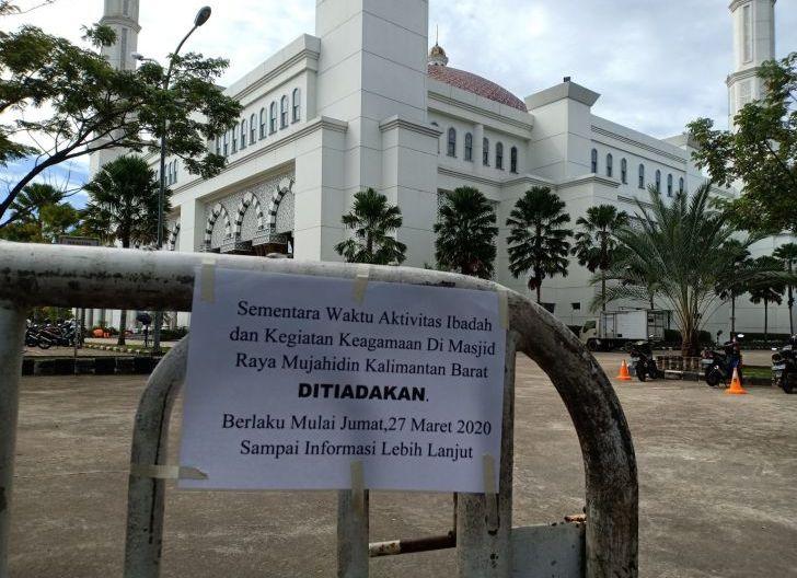 Photo of Masjid Raya Mujahidin Akan Dibuka Kembali Jelang New Normal