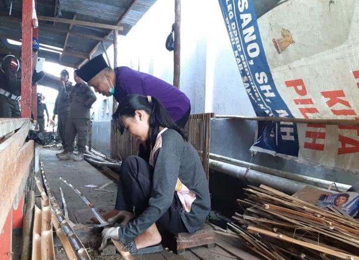 Photo of Atbah Semangati Pengrajin Keranjang Jeruk, Permintaan Pesanan Produk Berangsur Mengalir
