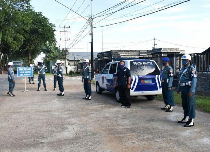 Photo of Pomal Lantamal XII Pontianak Laksanakan Penegakkan dan Ketertiban Prajurit