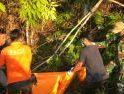 Diduga Terlilit Utang, Seorang Warga Nekat Gantung Diri di Kebun Karet