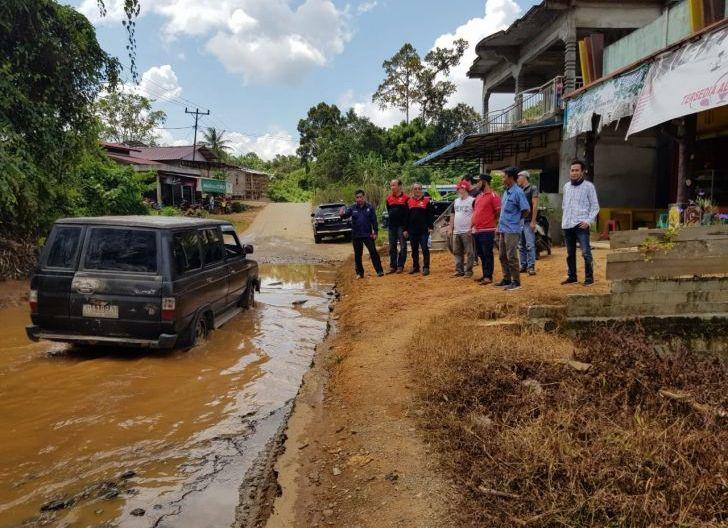 Photo of Kerusakan Jalan Darit-Meranti Segera Diperbaiki