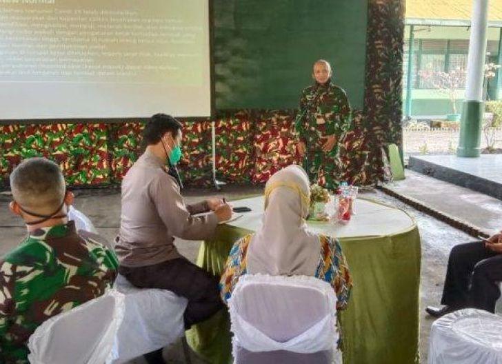 Photo of Kodim 1201/Mph Selenggarakan Komsos dengan Elemen Masyarakat