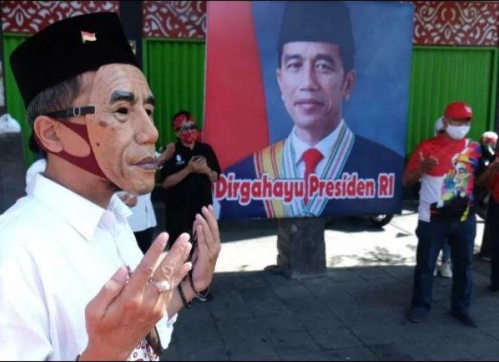 Photo of Ultah ke-59 Presiden Jokowi Tanpa Perayaan