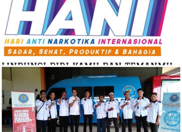 Photo of BNN Bengkayang Kampanyekan Hidup Tanpa Narkoba