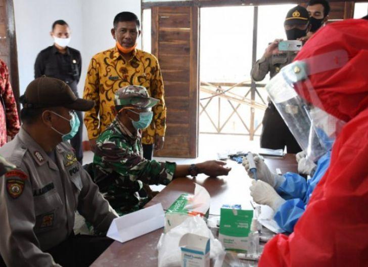 Photo of ASN jadi Teladan Penerapan Protokol Kesehatan