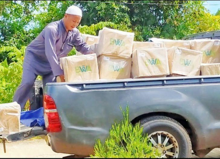 Photo of Ikhtiar Tingkatkan Iman dan Takwa, Lembaga Mualaf Kapuas Hulu Akan Salurkan 1.500 Alquran