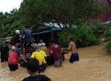 Photo of Banjir Rendam 9 Desa di Tumbang Titi