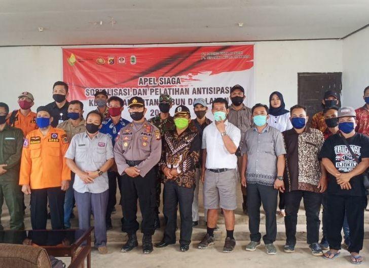 Photo of Perusahaan Sawit Laksanakan Pelatihan Karhutla