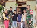 Peran Koramil Ella Hilir di Tengah Covid-19, Kawal Penyaluran BLT di Desa Kahiya