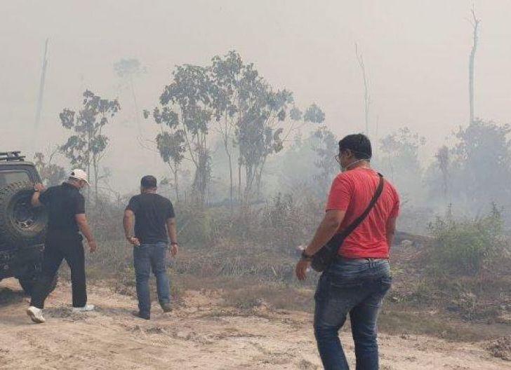 Photo of BPBD Gencarkan Sosialisasi Penanggulangan Karhutla