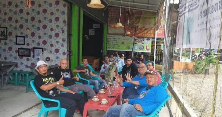 Rayakan HUT Mempawah Owner Scooter ke-8, Bruder Stephanus Paiman Didaulat Berikan Sambutan