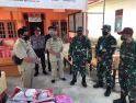 Danrem 121/Abw Brigjen TNI Ronny S.A.P Kunjungi Korban Terdampak Banjir di Desa Nekan