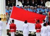 Photo of Simulasi Upacara Bendera HUT Ke-75 RI di Istana, Pengibar Amat Minimal