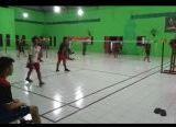 Photo of Turnamen Badminton Satgas TMMD Saring Atlet Muda